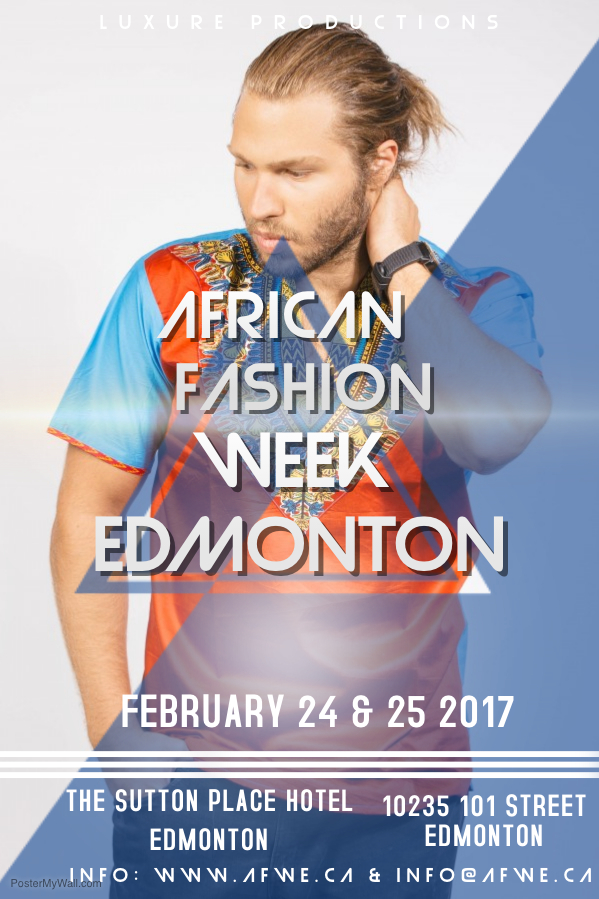 Edmonton African Fashion Week