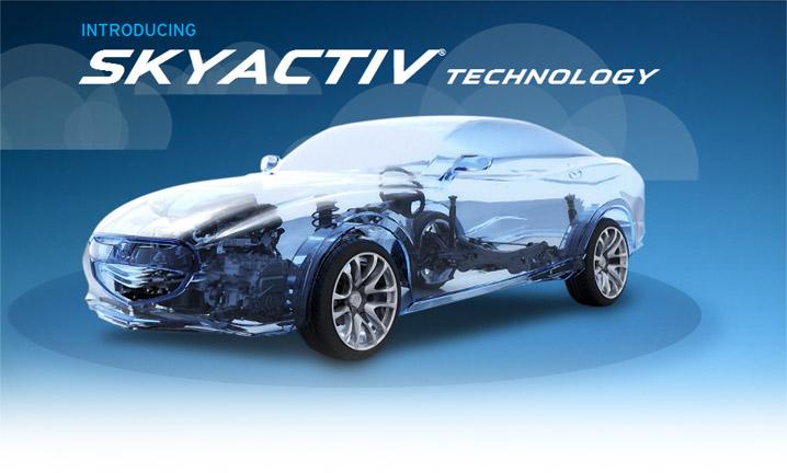 SkyActiv-WP