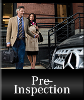 pre-inspection