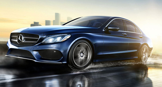 New vs used mercedes benz of west chester for Mercedes benz of west chester