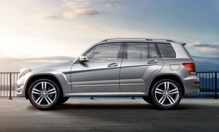 Current mercedes benz model lineup in los angeles for Mercedes benz suv models