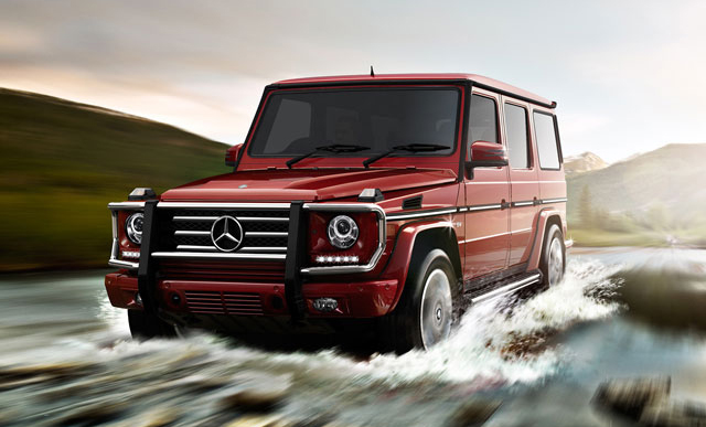 2015 Mercedes G-Class G550 G63 AMG SUV in Encino Los Angeles
