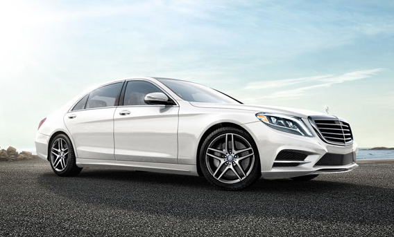 2015 Mercedes S-Class S550 Plug-In Hybrid Sedan in Encino Los Angeles