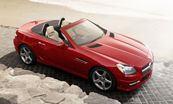 2015 Mercedes SLK-Class SLK250 SLK350 SLK55 AMG Roadster Convertible Cabriolet in Encino Los Angeles