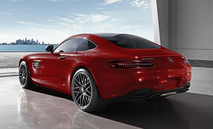2016 Mercedes GTS-Class AMG GT S Coupe in Encino Los Angeles