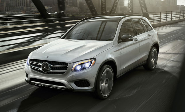 2016 Mercedes GLC-Class GLC300 SUV in Encino Los Angeles