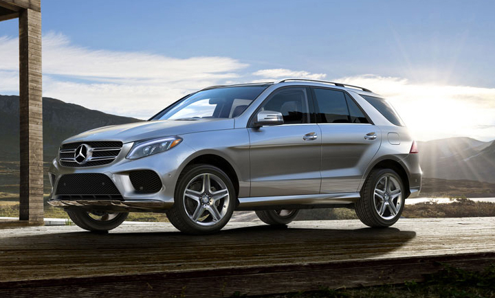 2016 Mercedes GLE-Class ML250 BlueTEC Diesel ML350 ML400 ML63 AMG 4MATIC SUV in Encino Los Angeles