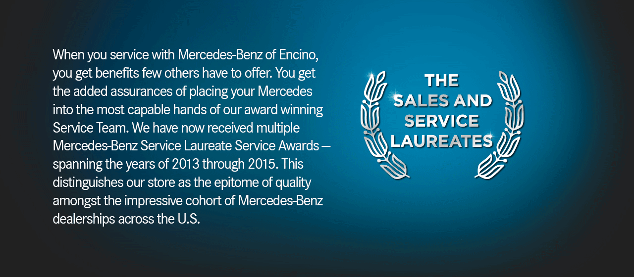 Auto service los angeles van nuys tarzana mercedes for Mercedes benz dealers in los angeles area