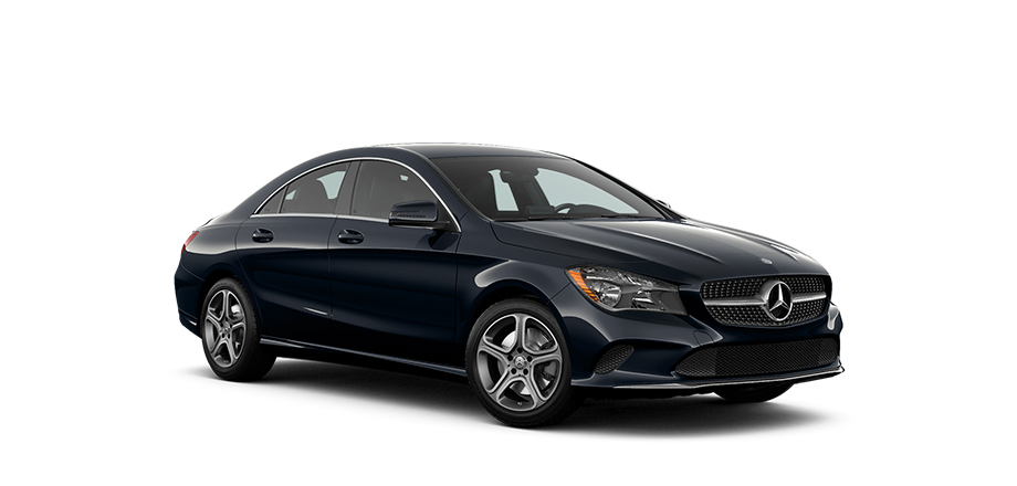 MB CLA Coupe