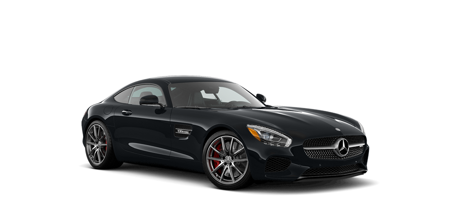 MB AMG GT Coupe