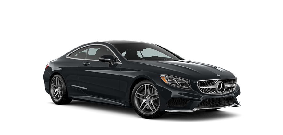 MB S-Class Coupe
