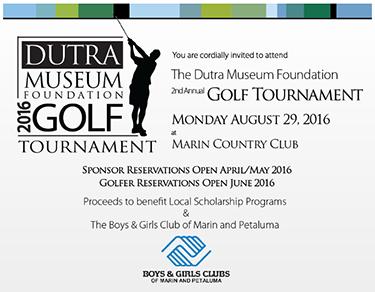Dutra Golf Tourney