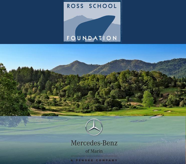 Ross School Foundation Golf Tournament Mercedes Benz of Marin