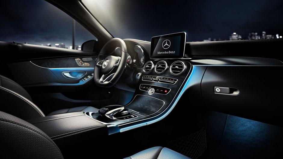 c300 interior