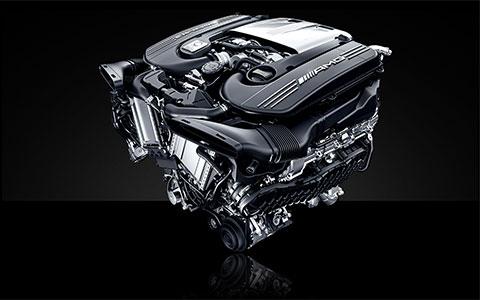 c43 cab engine