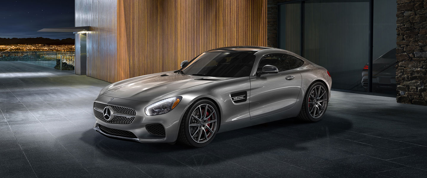 the mercedes-benz of marin amg gt