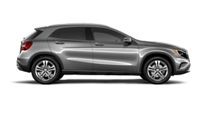 gla 4matic side view