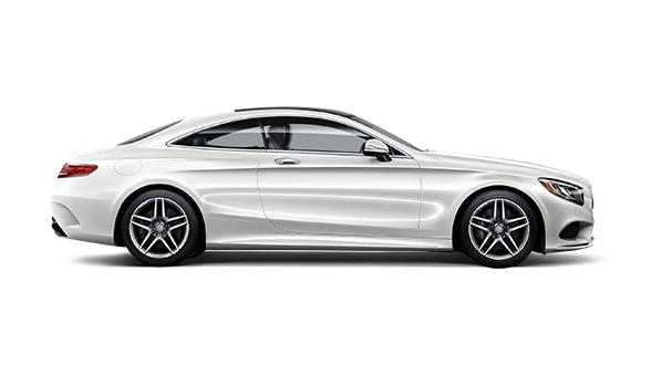 s550 coupe side view