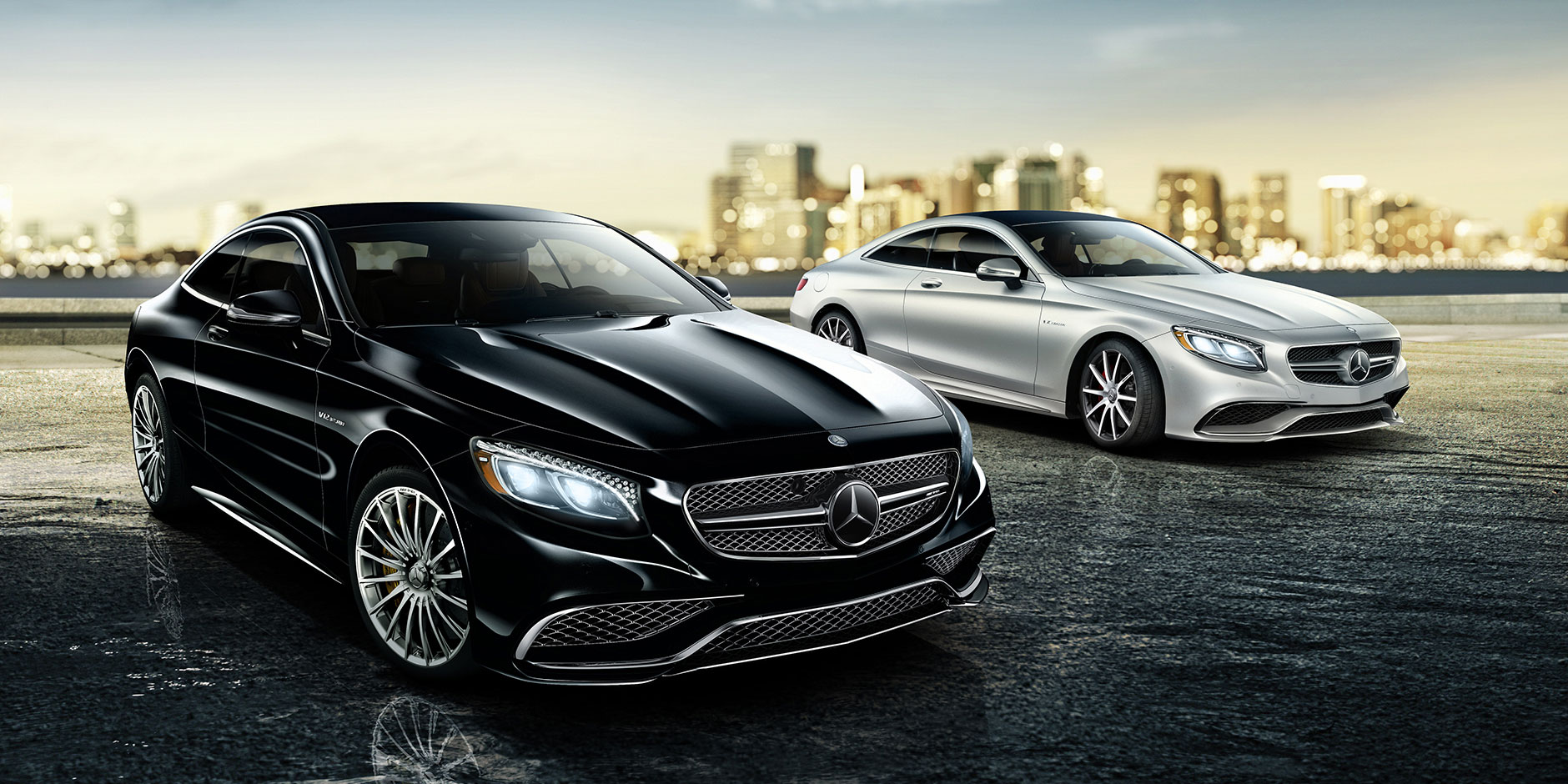 powerful amg coupes