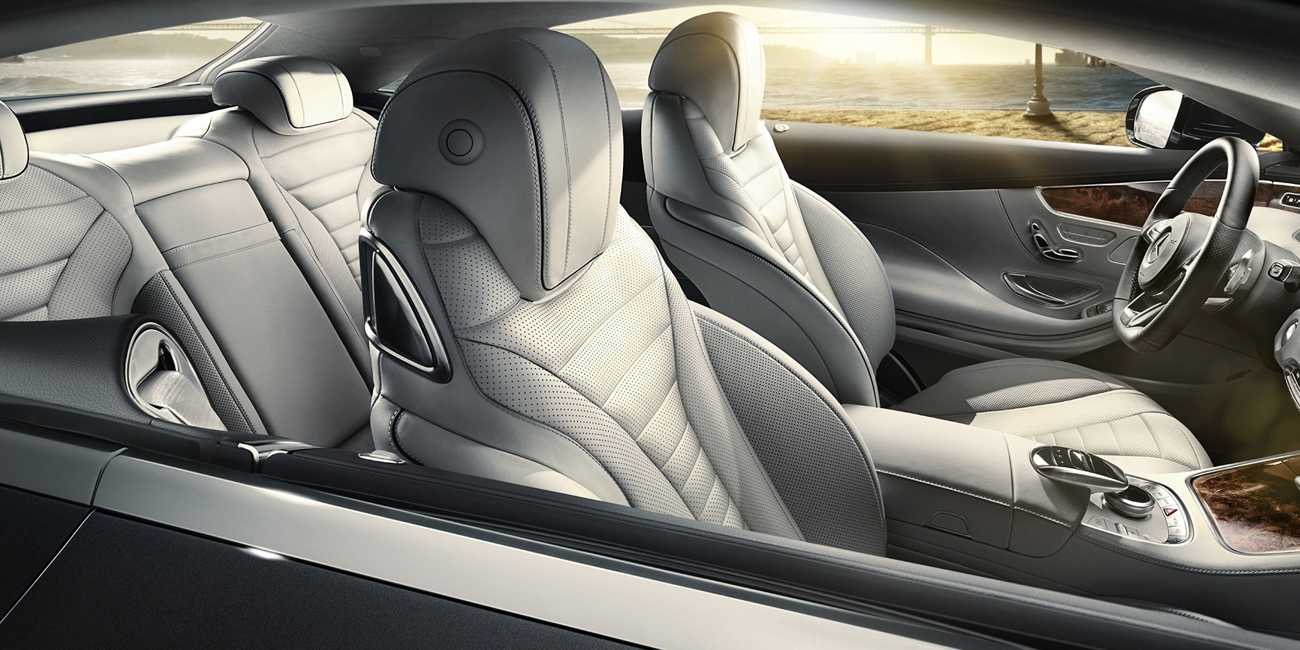 s-coupe interior