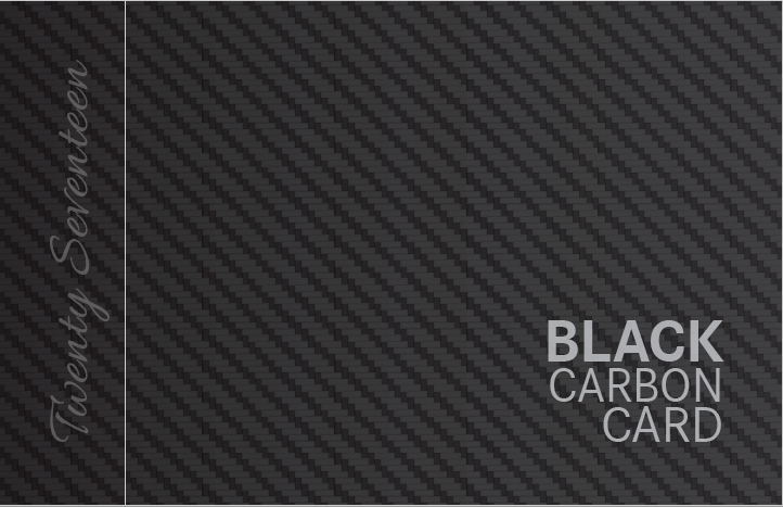 black-carbon-card
