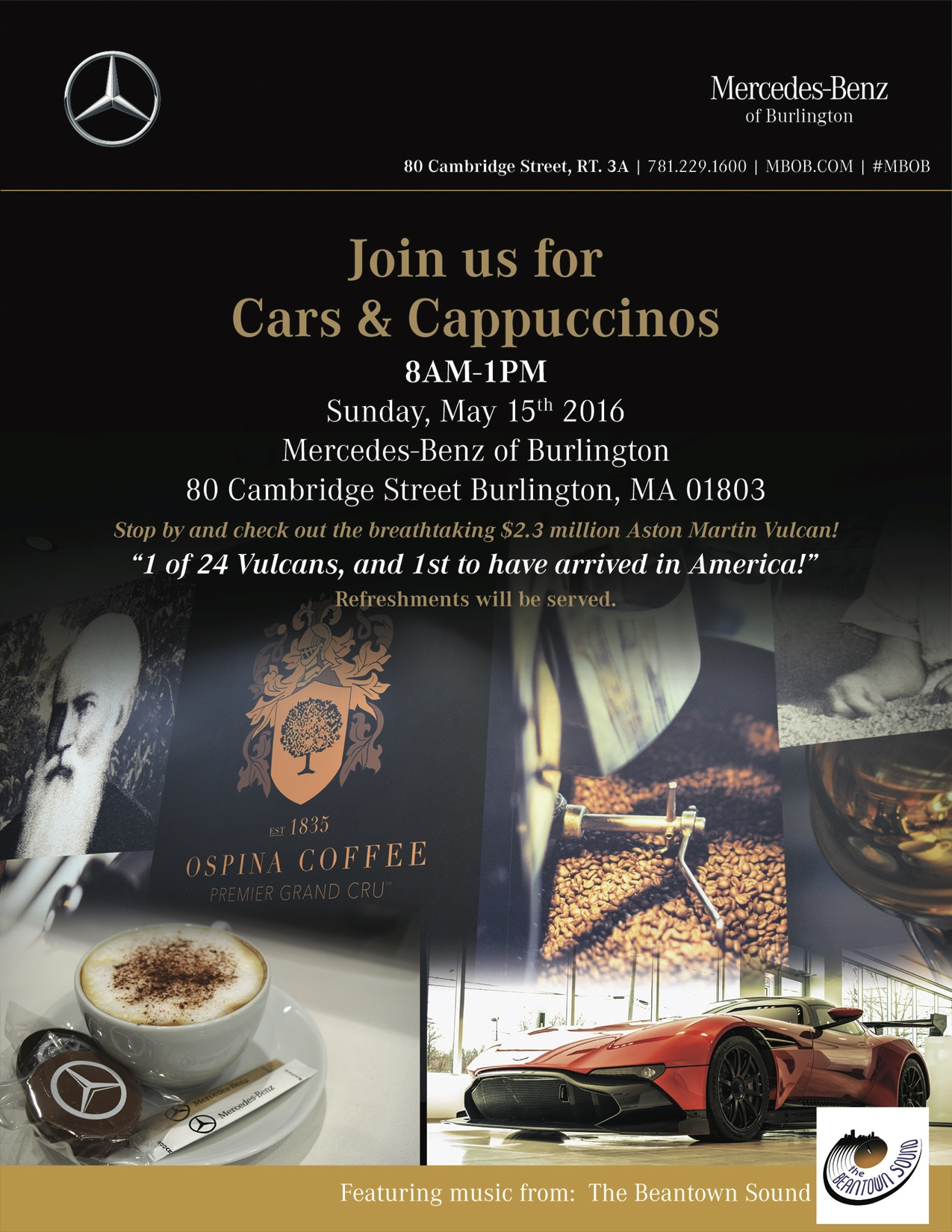 Cars and Cappuccinos