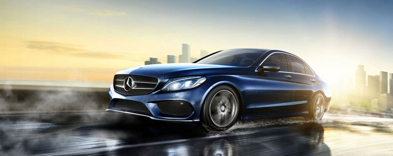 2017 Mercedes-Benz 4MATIC Sport