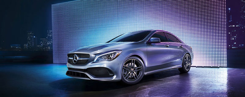 2017 CLA 250 Coupe 4MATIC