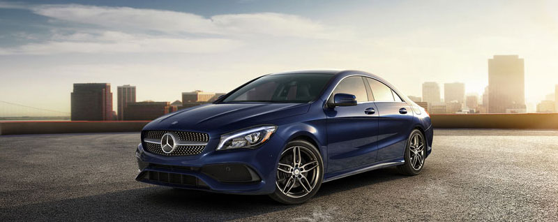 2017 Mercedes-Benze CLA 250 Coupe