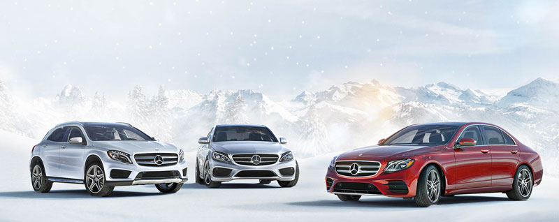 Mercedes-Benz Winter Event