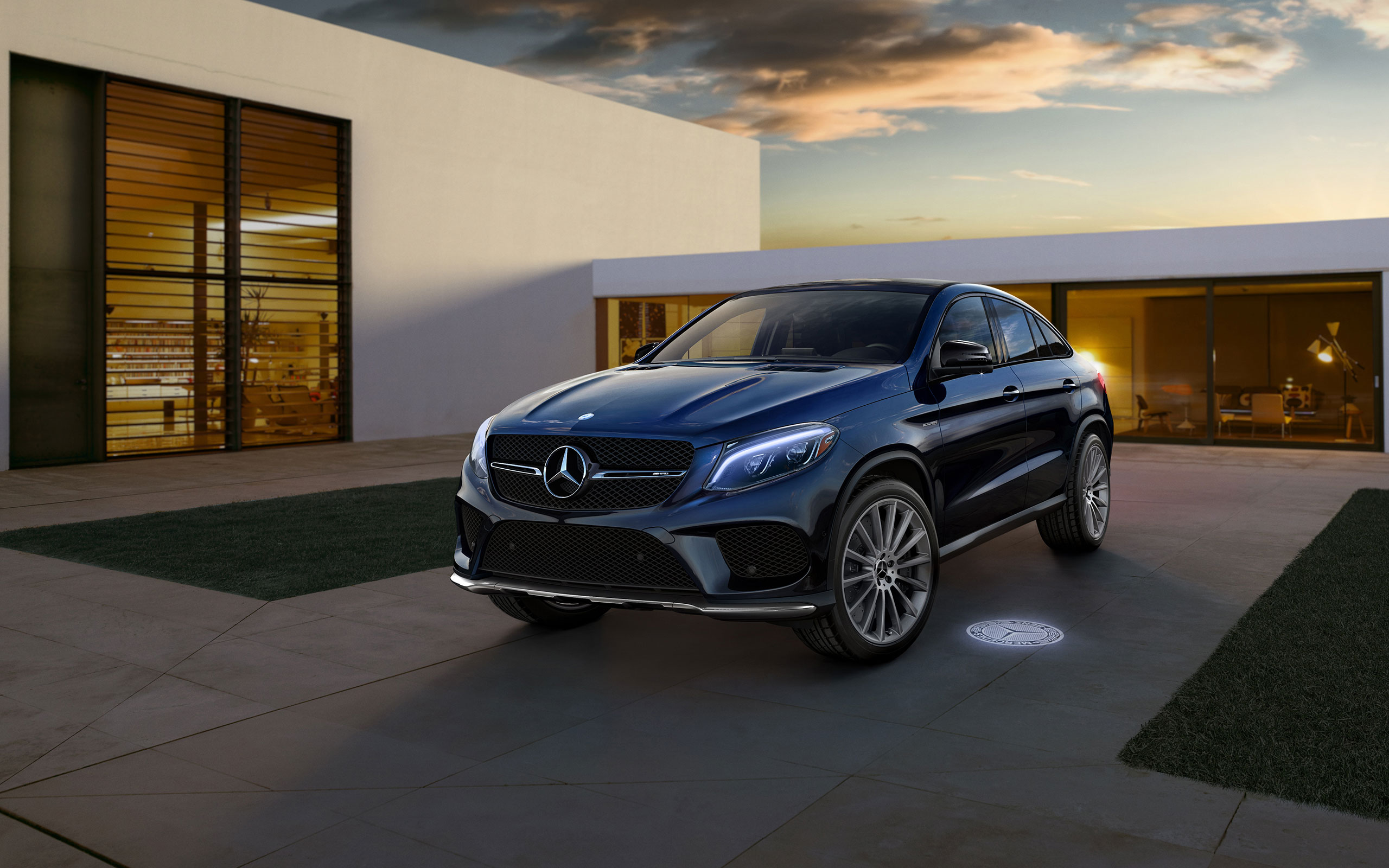 Mercedes benz gle coupe mercedes benz of memphis for Mercedes benz of memphis service