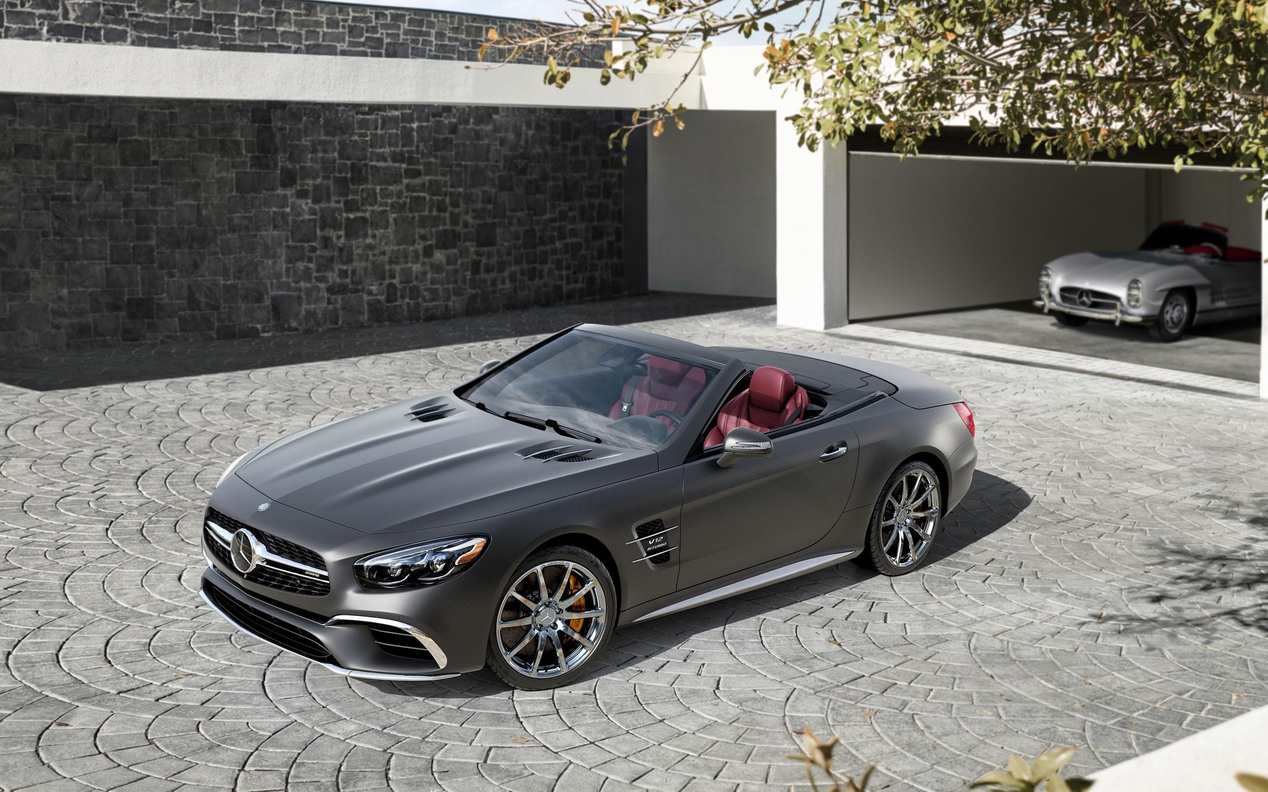 New 2017 Mercedes Benz SL Of Memphis