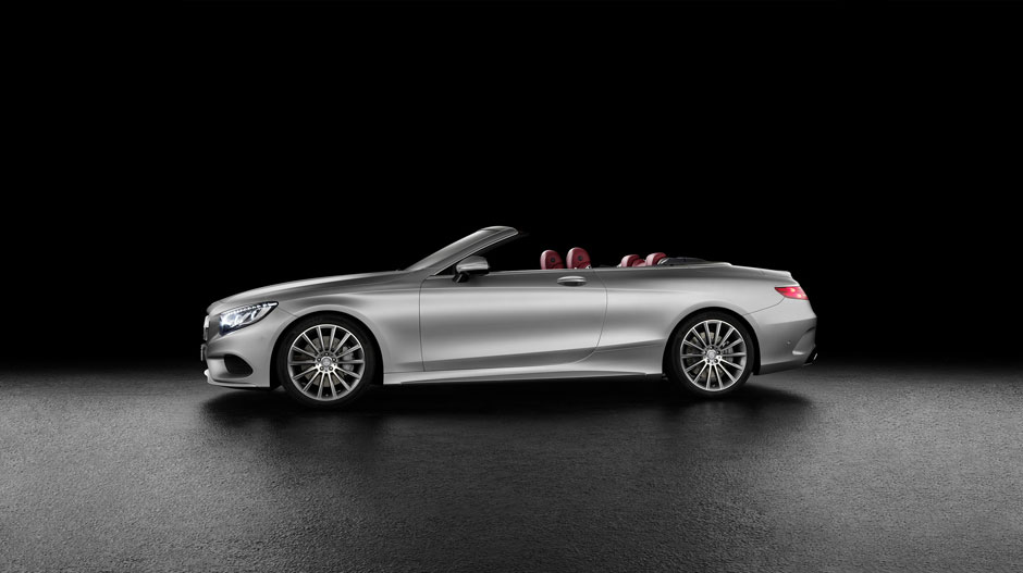 All new mercedes benz s class cabriolet mercedes benz of for Mercedes benz memphis