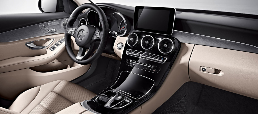 The 2017 Mercedes Benz C Class Sedan Interior Luxury And