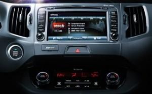 2015 Kia Sportage Touchscreen