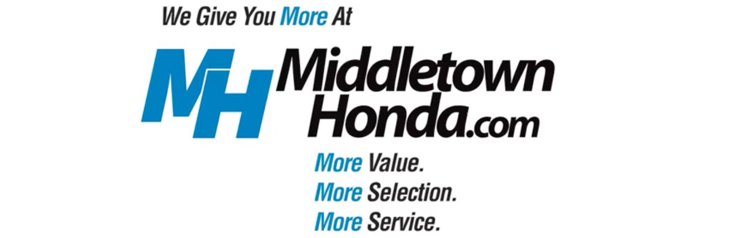 More Middletown Honda