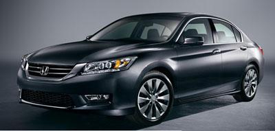 The 2013 Honda Accord Vs The 2012 Nissan Altima