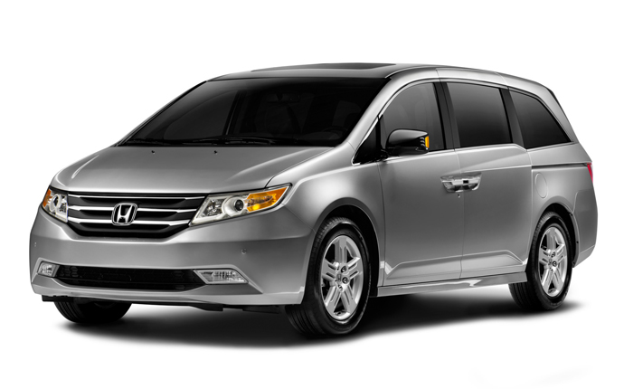 The Honda Odyssey is a Safe Vehicle for Families