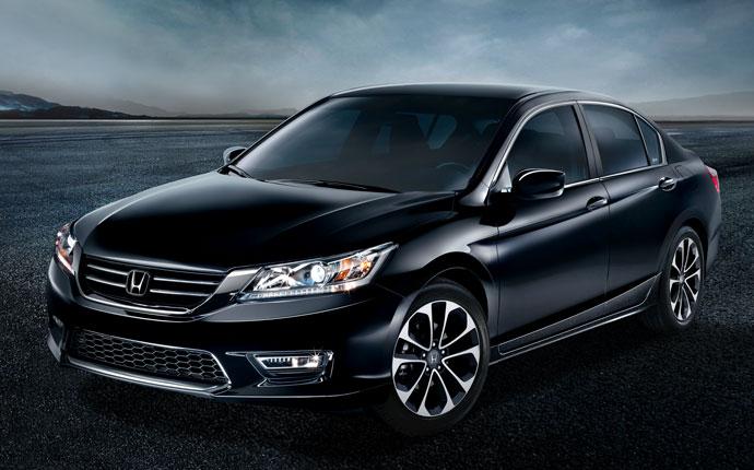 ... Vs. The 2014 Ford Fusion. 2014 Honda Accord