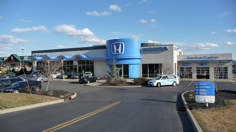 Honda Dealers Nj >> Used Honda Vehicles Middletown Honda