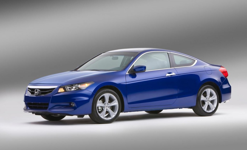 Delightful Used Honda Accord Coupe