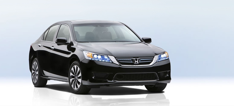 Honda Accord Hybrid At Middletown Honda Itu0027s ...