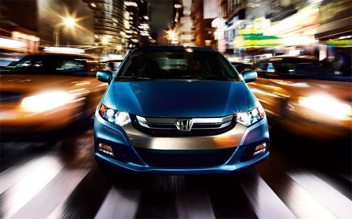 Honda Insight mpg