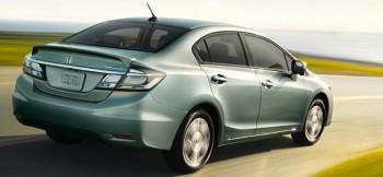 2014 honda civic hybrid vs 2014 ford fusion hybrid for Ford fusion vs honda civic