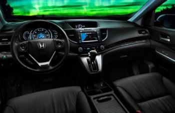 2014 Honda CR-V Awards