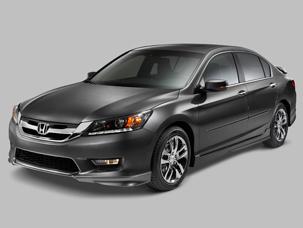 Honda Accord Awards