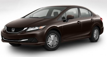 2014 Honda Civic HF