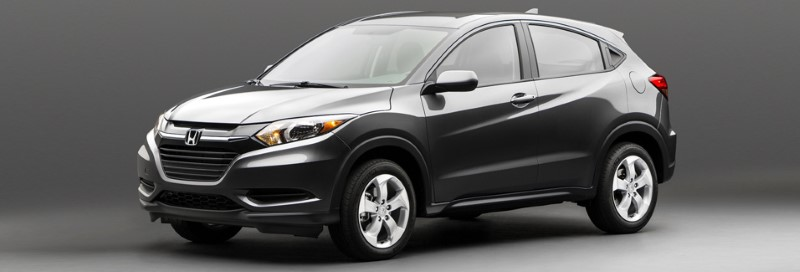 2016 Honda HR-V mpg