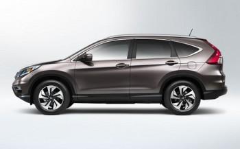 2015 Honda CR-V Changes