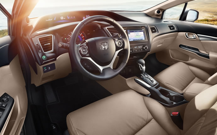 2015-honda-civic-hybrid-interior